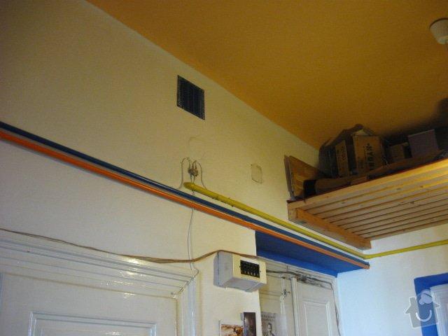 Připojení kuchyně na teplou vodu z kotle v koupelně: IMG_4071