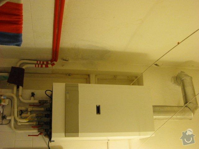 Připojení kuchyně na teplou vodu z kotle v koupelně: IMG_4069