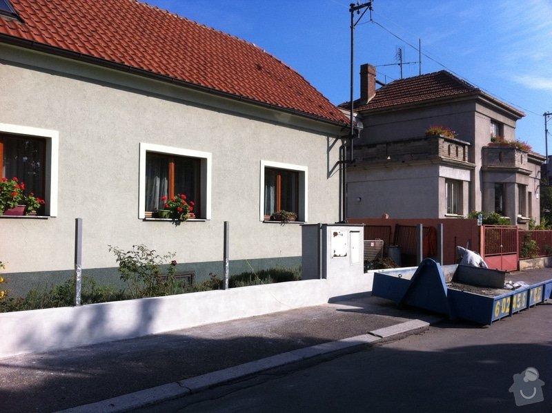 Stavba podezdivky pod plot: IMG_0704