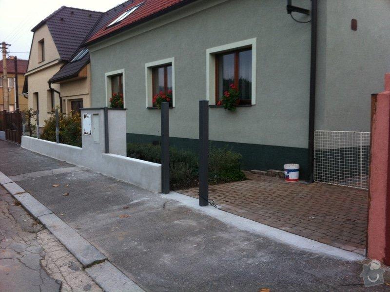 Stavba podezdivky pod plot: IMG_0705