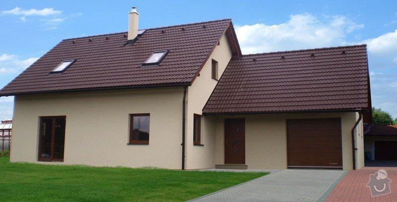 Nízkoenergetická montovaná dřevostavba Krňany (Benešov): RD