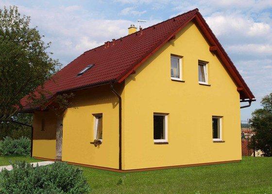 Montavaná dřevostavba Rosice (Brno- venkov)
