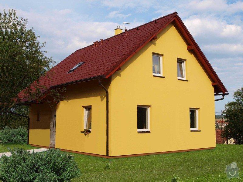Montavaná dřevostavba Rosice (Brno- venkov): RD3B