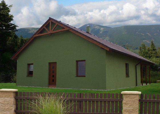 Montovaná dřevostavba na klíč Veverské Knínice