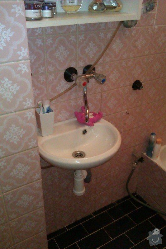 Výroba koupelnové skřínky: IMAG0345