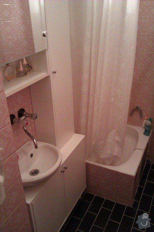 Výroba koupelnové skřínky: IMAG0349