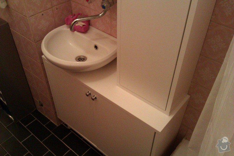 Výroba koupelnové skřínky: IMAG0350
