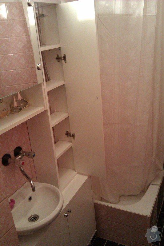 Výroba koupelnové skřínky: IMAG0352