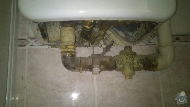 Topenářské práce,instalatérské práce: DSC_0013