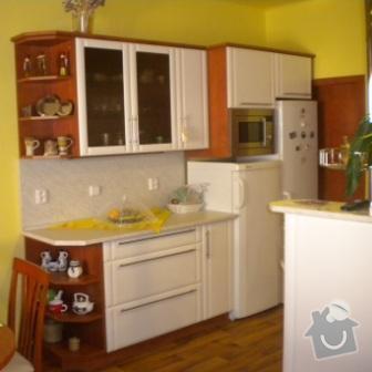 Kuchyňská linka: DSCN3703