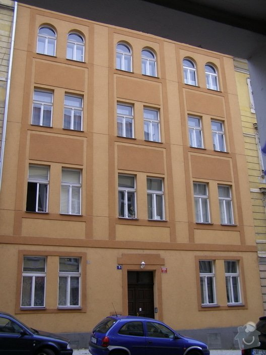 Zateplení domu a částečná výměna oken: PA210001