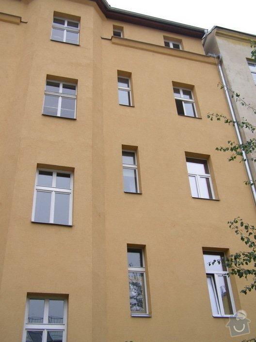 Zateplení domu a částečná výměna oken: PA210002