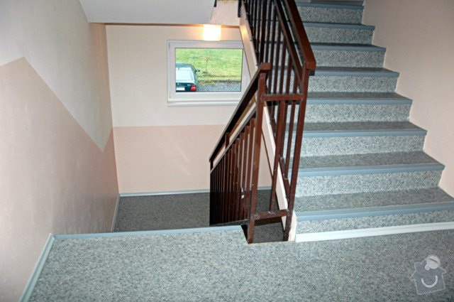 Pokládka lina v bytovém domě - OPRAVY a DODĚLÁVKY!: DSC_0014