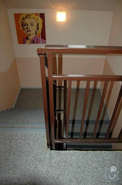 Pokládka lina v bytovém domě - OPRAVY a DODĚLÁVKY!: DSC_0021
