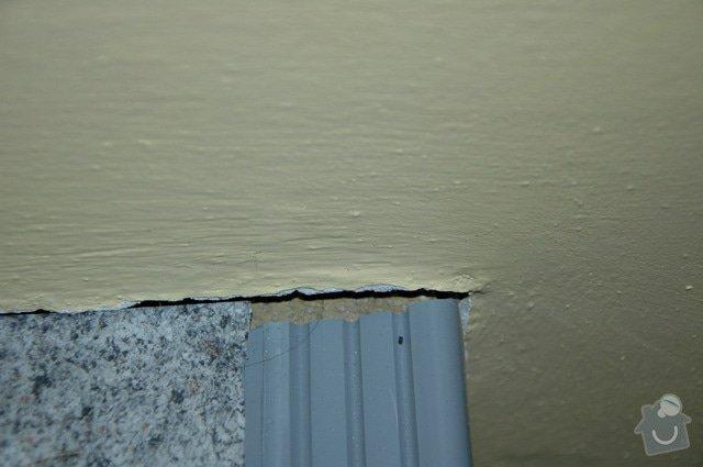 Pokládka lina v bytovém domě - OPRAVY a DODĚLÁVKY!: DSC_0060