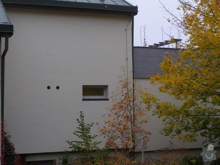 Zateplení bytového domu: PA210013