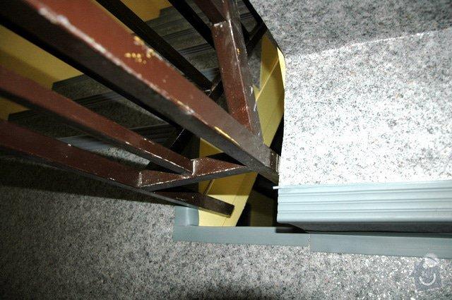 Pokládka lina v bytovém domě - OPRAVY a DODĚLÁVKY!: DSC_0049