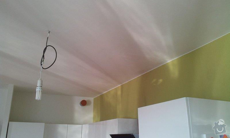 Montáž podhledu v kuchyňském koutě: 20121018_093532
