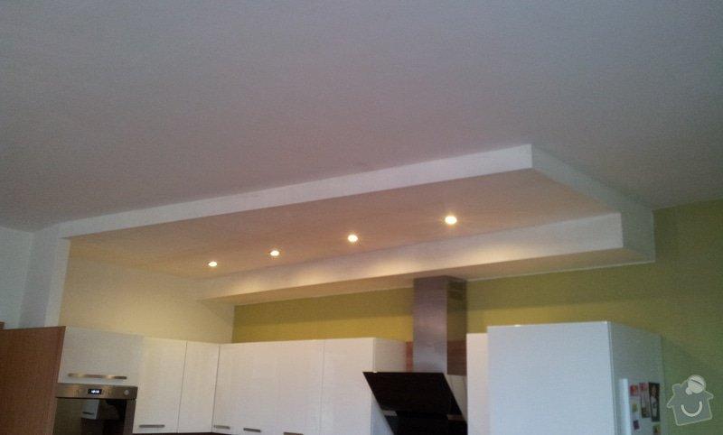 Montáž podhledu v kuchyňském koutě: 20121019_121319
