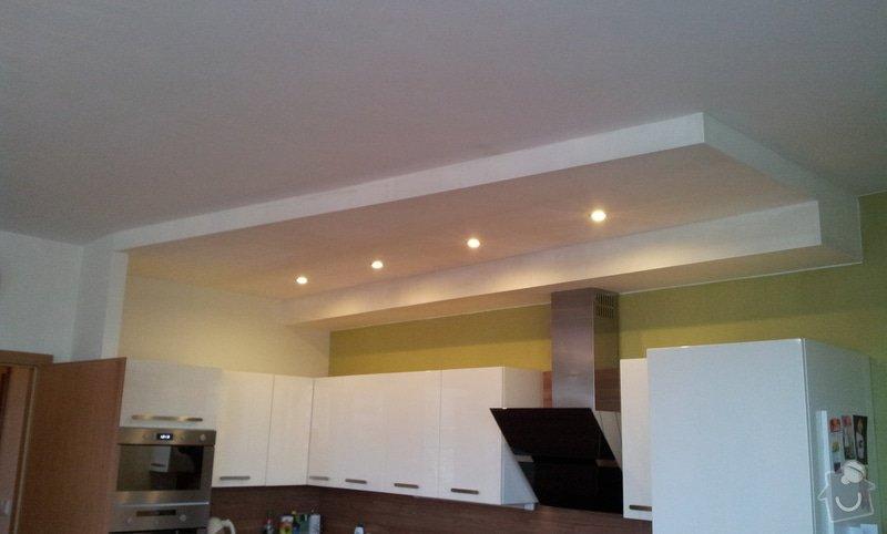Montáž podhledu v kuchyňském koutě: 20121019_121328