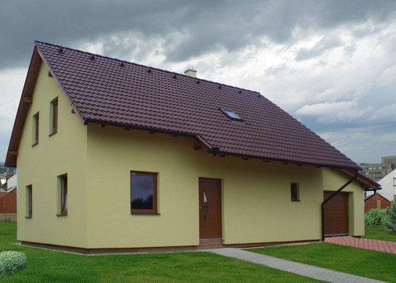 Montovaná dřevostavba Bystré (Svitavy)