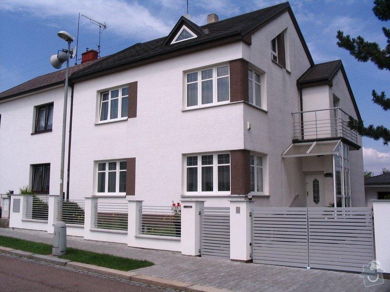 Rekonstrukce oplocení rodinného domu: IMG_3560