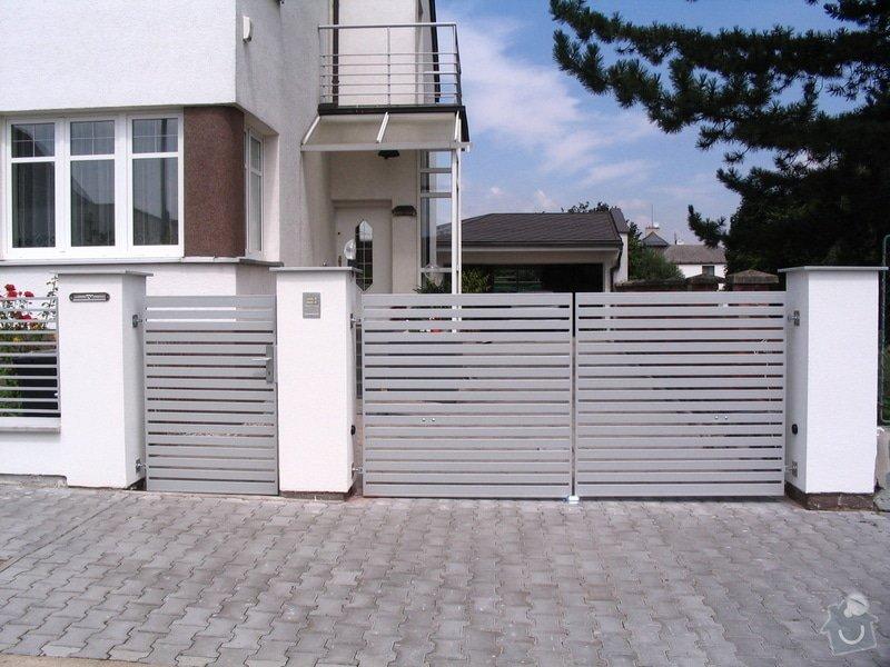 Rekonstrukce oplocení rodinného domu: IMG_3569