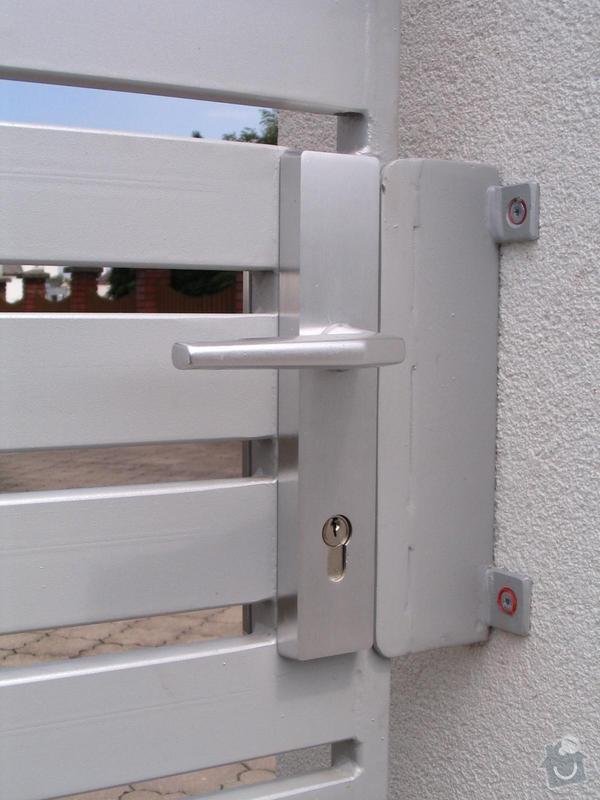 Rekonstrukce oplocení rodinného domu: IMG_3555