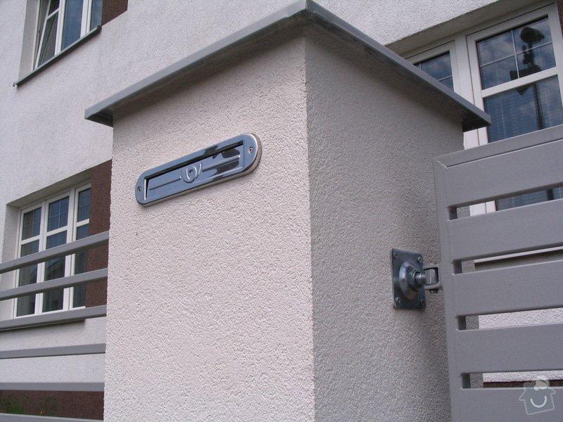 Rekonstrukce oplocení rodinného domu: IMG_3556