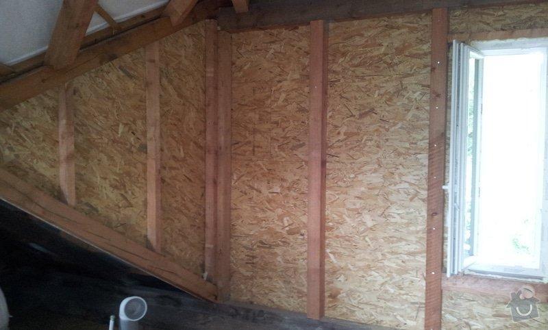 Půdní nástavba: 20120813_134221