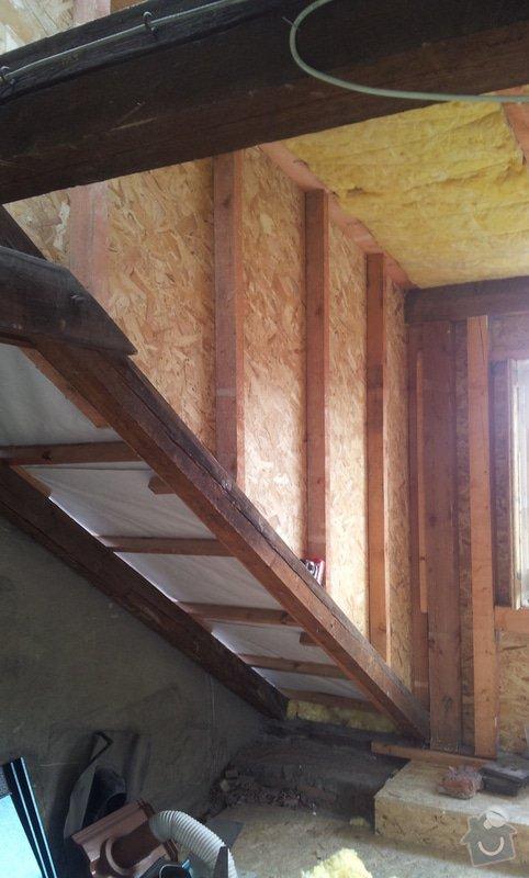 Půdní nástavba: 20120813_134229