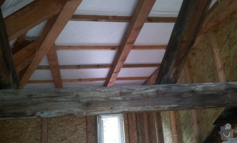 Půdní nástavba: 20120813_134253