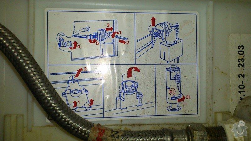 Opravu splachování záchoda: DSC_1637