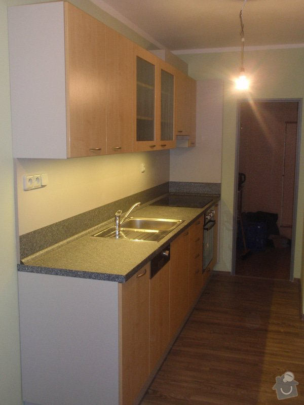 Rekonstrukce kuchyně: PA150007