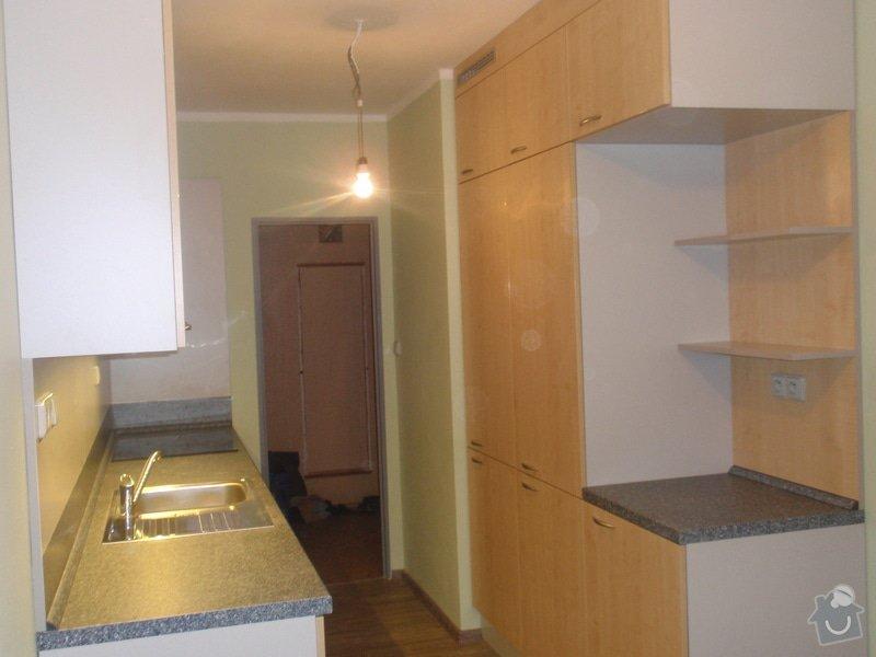 Rekonstrukce kuchyně: PA150012