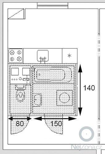 Rekonstrukce koupelny a wc: soucasna-situace_byt_CL_jadro