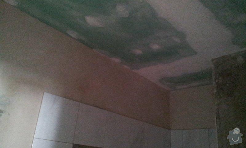 Podhledy v bytovém domě: 20120911_155112