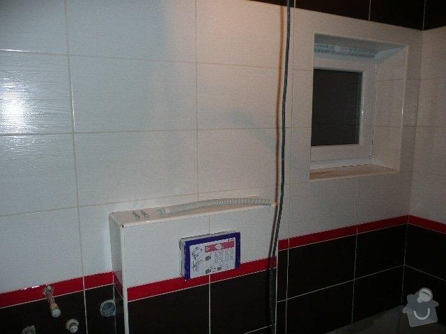 Obklad koupelny 3: P1070908