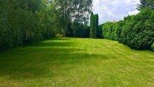 Sekání travnaté plochy 1200m2