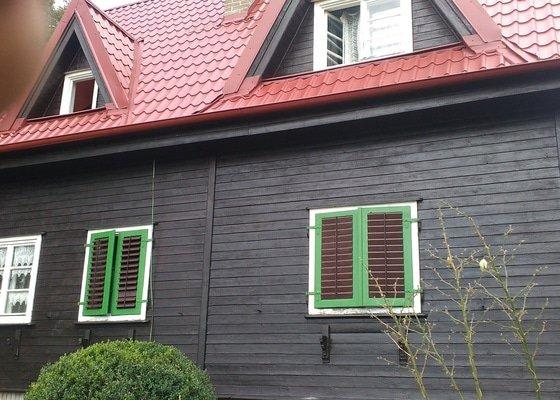 Renovace dřevostavby, zateplení
