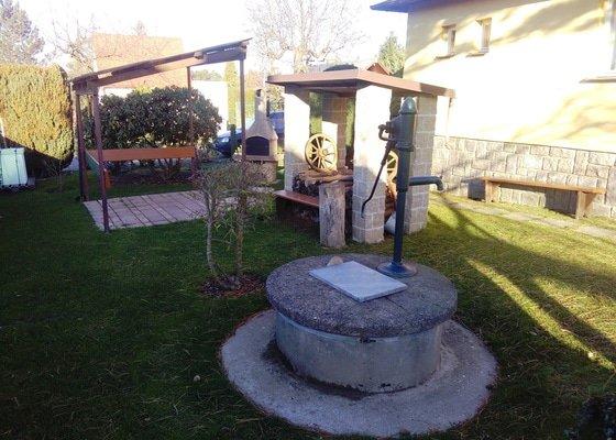 Studna - oprava nefunkční zahradní pumpy