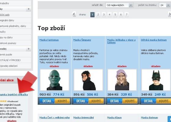 Optimalizace www stránek, PPC reklamy