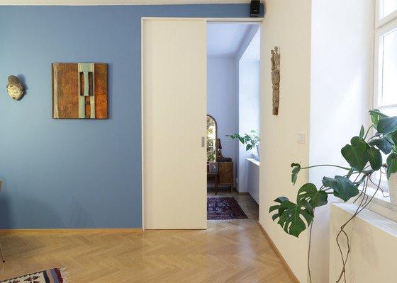 Rekostrukce interiéru Žižkov