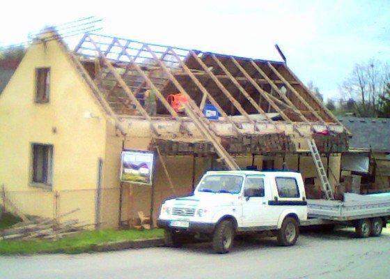 Kompletní výměna střechy
