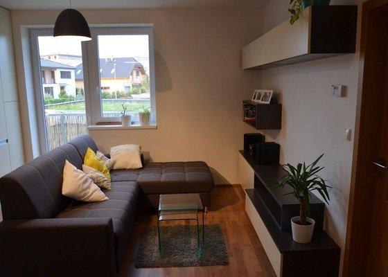 Návrh a realizace kuchyňské linky a obývacího pokoje