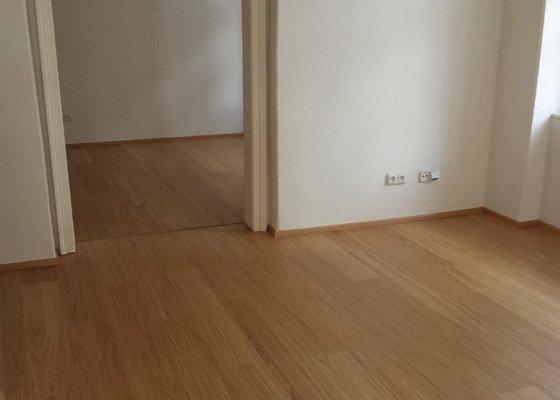 Pokládka dýhované podlahy