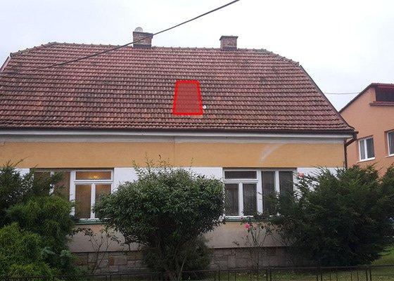 Montáž střešního okna