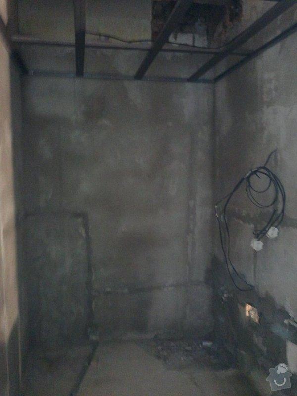 Rekonstrukce bytu: V olšinách 65