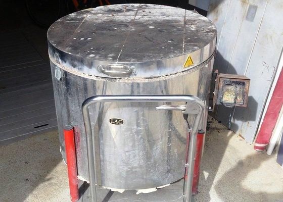 Oprava elektrické pece