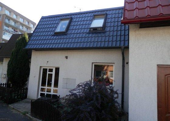 Oprava střechy--RD